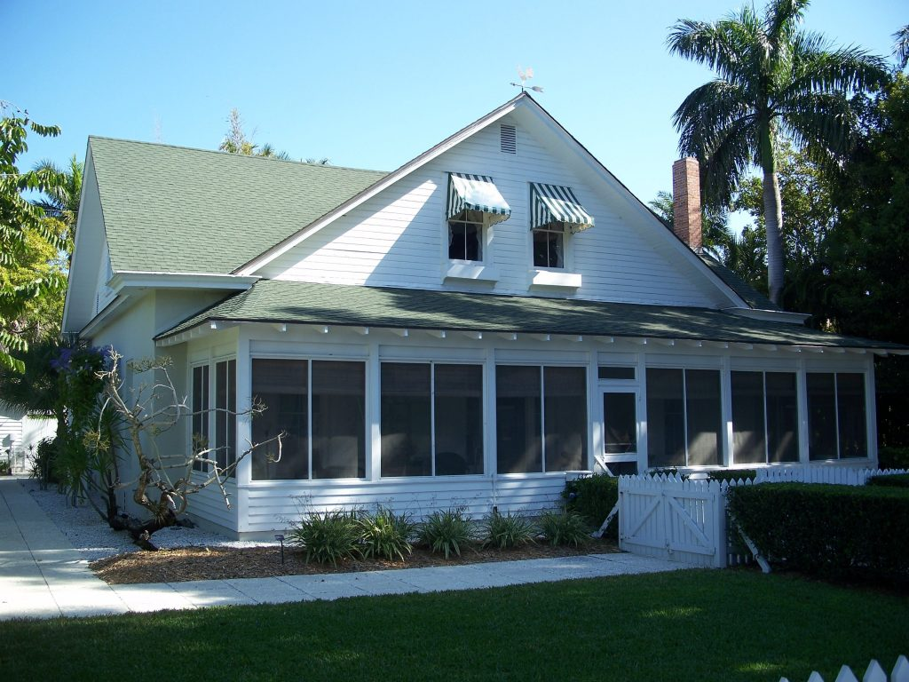 Naples Historic Palm Cottage