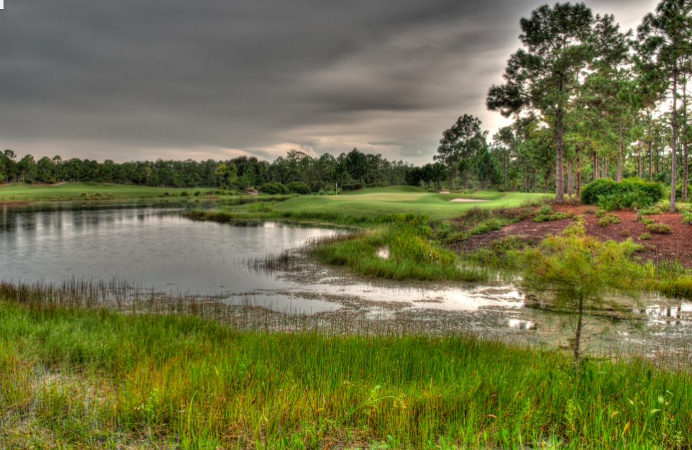 Old Corkscrew Golf Club, Estero