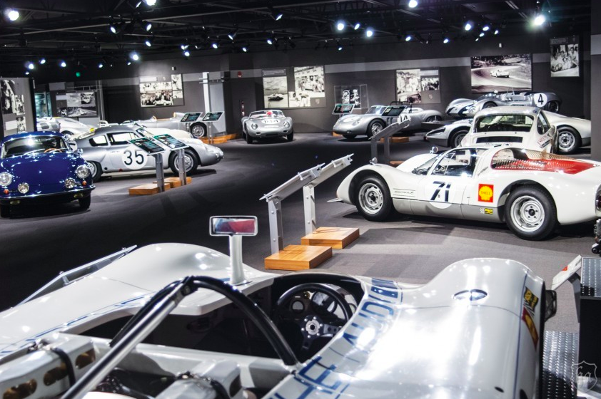Car Collection at The Revs Institute