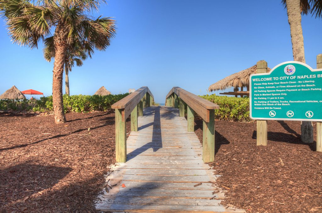 Lowdermilk Beach Park