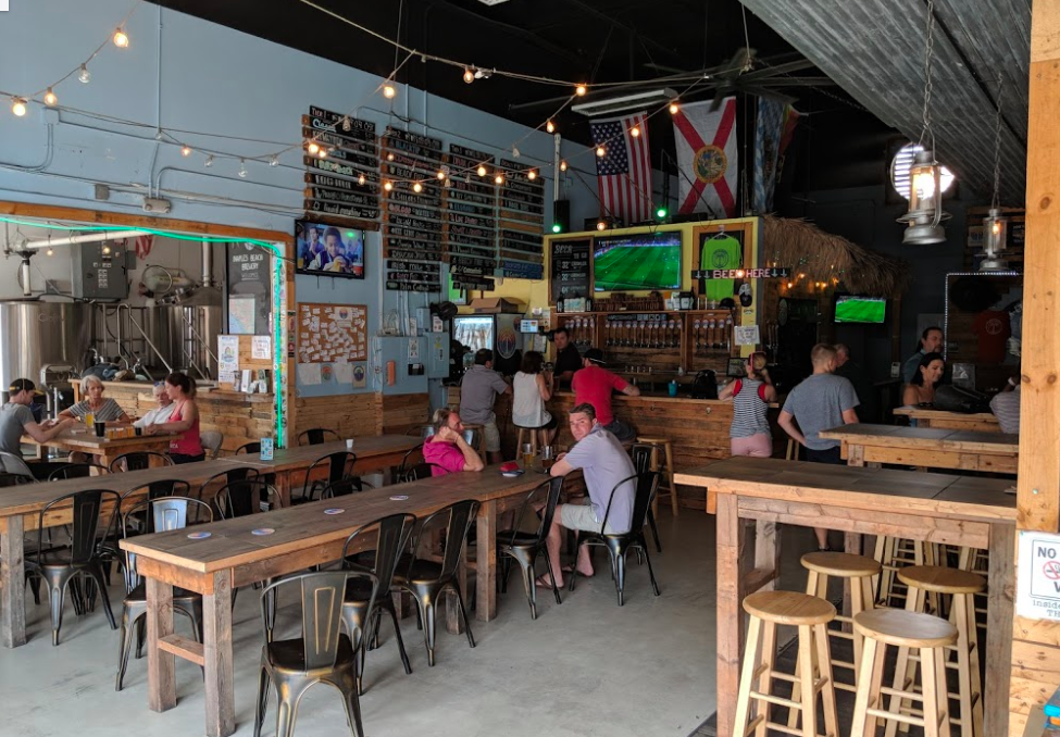 The Naples Beach Brewery