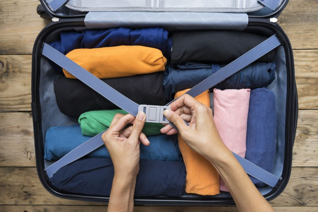 5 Tips for Packing for a Trip