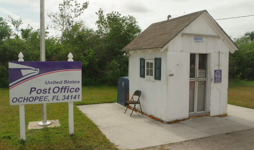The United States' Tiniest Post Office