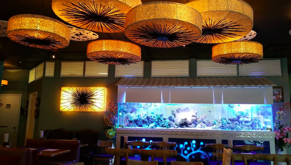 Sushi-Thai of Naples