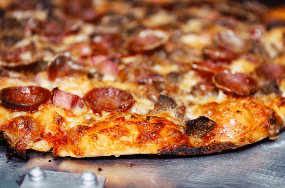 The Crust Pizza